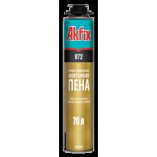 Піна монтажна проф. Akfix 872 Super Mega 70л